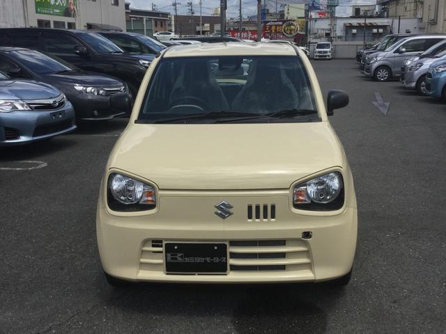 L スズキ セーフティ サポート装着車 軽自動車・キーフリー(5枚目)