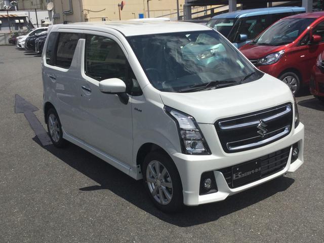 ハイブリッドX 軽自動車・キーフリー・オートエアコン(6枚目)