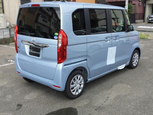 G・Lホンダセンシング 軽自動車 キーフリー・電動スライドD(8枚目)