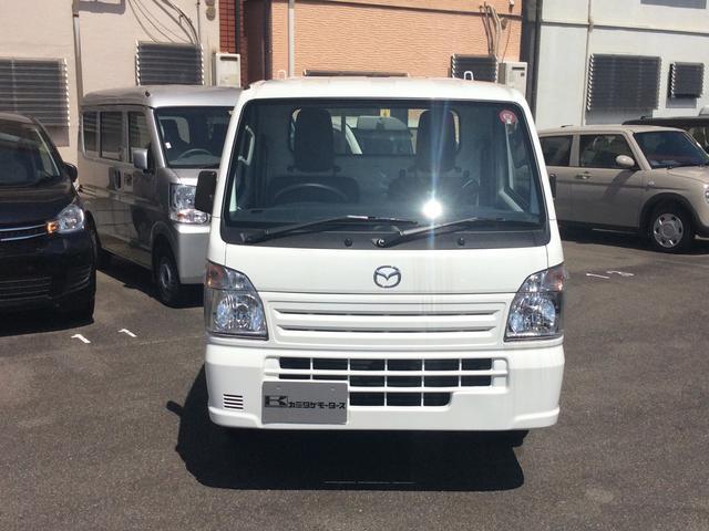 KCエアコン・パワステ 軽自動車・4ナンバー トラック(5枚目)