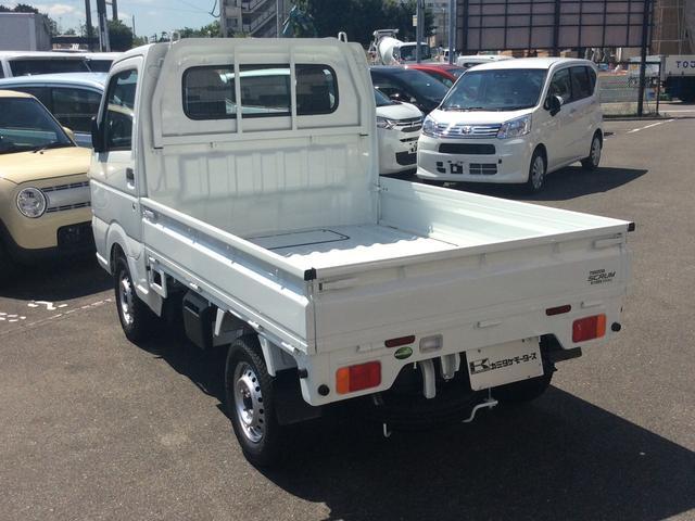 KCエアコン・パワステ 軽自動車・4ナンバー トラック(9枚目)