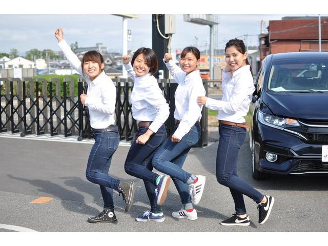 女性のお客様でも安心して入って頂けるよう、気さくな若い女性スタッフも沢山お待ちしております!