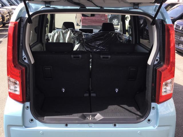 XリミテッドII SAIII キーレス LEDヘッドランプ バックカメラ付 スマートキー オートエアコン アイドルストップ イモビライザー シートヒーター付 緊急ブレーキ ベンチシート ABS(19枚目)