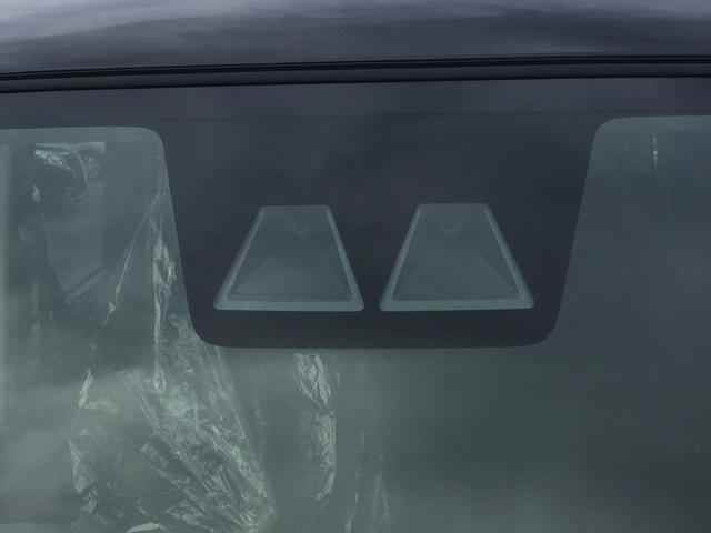 カスタムG 両側自動ドア クリアランスソナー スマートキ- Bカメラ クルーズコントロール イモビライザー キーレス AW ABS エコアイドル フルフラット ブレーキサポート 届出済未使用車 エアコン ESC(2枚目)