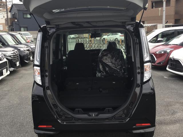 カスタムG 両側自動ドア クリアランスソナー スマートキ- Bカメラ クルーズコントロール イモビライザー キーレス AW ABS エコアイドル フルフラット ブレーキサポート 届出済未使用車 エアコン ESC(20枚目)
