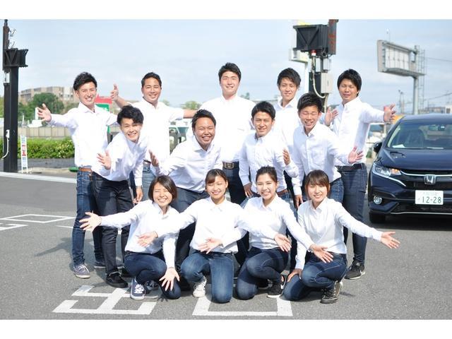 カミタケの自慢は、なんといってもスタッフが元気なこと☆笑顔でお客様をお迎え致します!