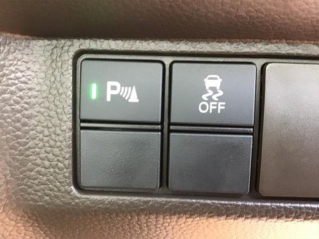 クリアランスソナー付きなので障害物をセンサーで感知し、ドライバーに衝突の危険を知らせてくれます☆
