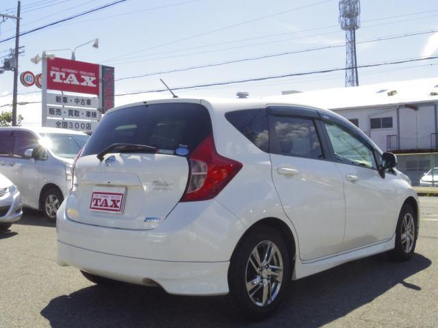 「日産」「ノート」「コンパクトカー」「大阪府」の中古車8