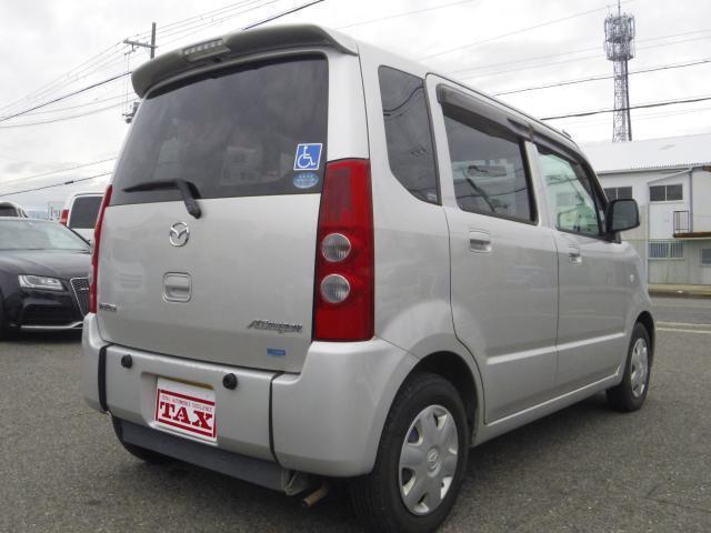 「マツダ」「AZ-ワゴン」「軽自動車」「大阪府」の中古車3