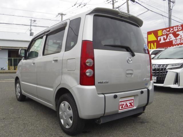 「マツダ」「AZ-ワゴン」「軽自動車」「大阪府」の中古車9