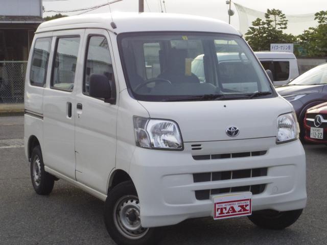 「トヨタ」「ピクシスバン」「軽自動車」「大阪府」の中古車11