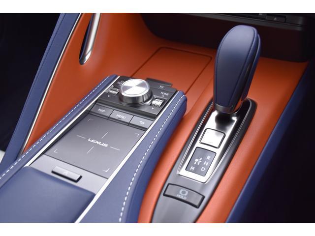 LC500 Lパッケージ TRDフルエアロ・三眼ヘッドライト・ETC2.0・パドルシフト・トランクスポイラー・メーカーナビ(11枚目)