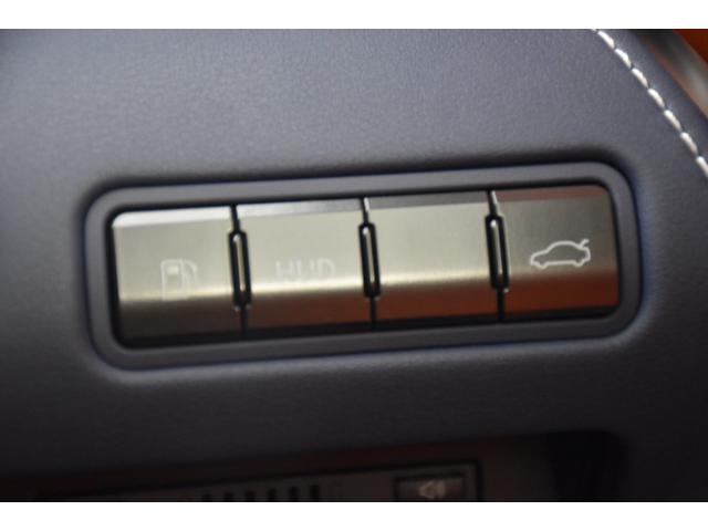 LC500 Lパッケージ TRDフルエアロ・三眼ヘッドライト・ETC2.0・パドルシフト・トランクスポイラー・メーカーナビ(19枚目)