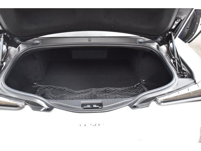 LC500 Lパッケージ TRDフルエアロ・三眼ヘッドライト・ETC2.0・パドルシフト・トランクスポイラー・メーカーナビ(20枚目)