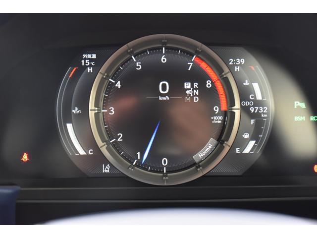 LC500 Lパッケージ TRDフルエアロ・三眼ヘッドライト・ETC2.0・パドルシフト・トランクスポイラー・メーカーナビ(28枚目)