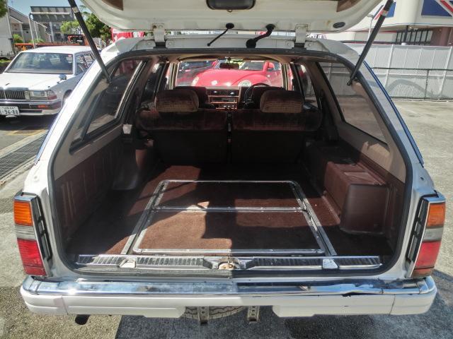 日産 セドリックワゴン SGL ETC 外16AW ウッドパネル