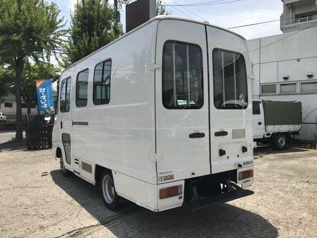 トヨタ クイックデリバリー 移動販売キッチンカーNOxPM適合