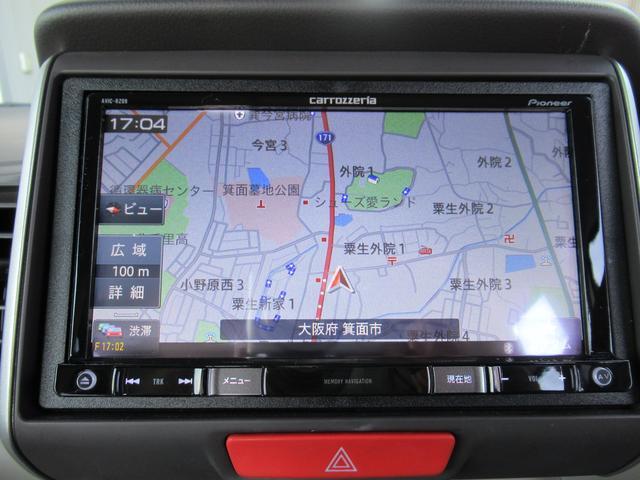 ホンダ N BOX G・Lパッケージ 社外ナビ 両側PSD Rコーナーセンサー