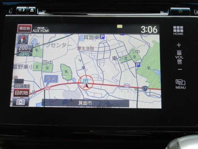 ☆メモリーナビ☆  ホンダ純正メモリーナビ搭載車です。 地図データの情報量や検索スピードの速さが魅力的です。 初めて行く場所や、知らない道でも安心・快適なドライブをお楽しみいただけますね。