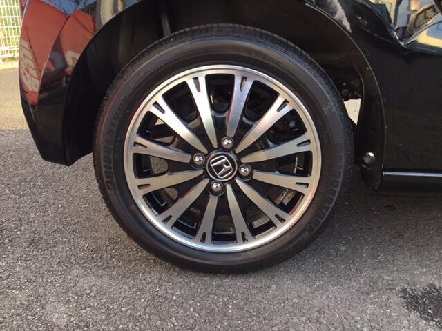 X・ターボパッケージ 衝突軽減B ワンオーナ タイヤ4本新品(20枚目)