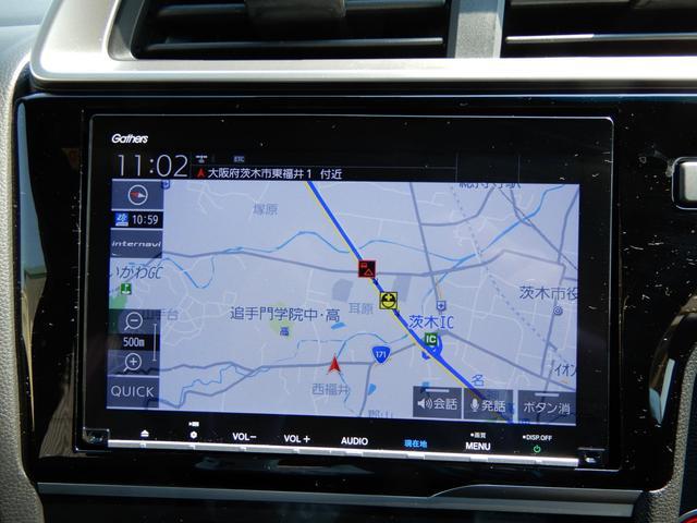13G・モデューロスタイル ホンダセンシング 当社デモカー(2枚目)
