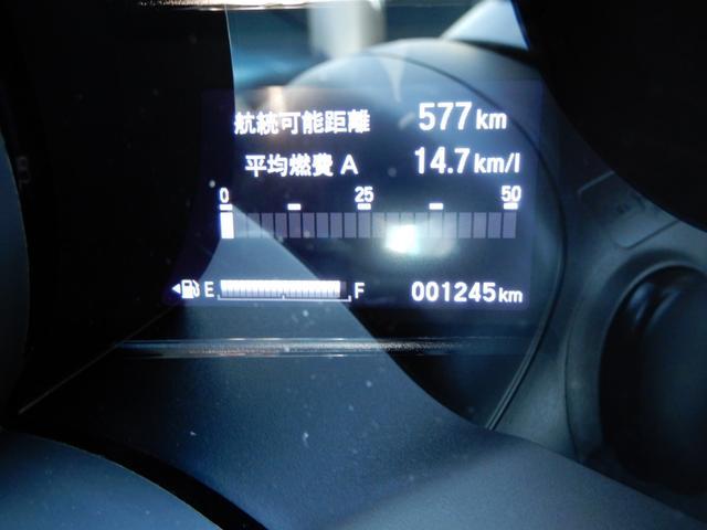 13G・モデューロスタイル ホンダセンシング 当社デモカー(16枚目)