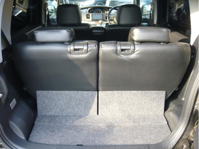 カスタムx 17AW 車高調 HDDナビ 黒革調シートカバー(16枚目)