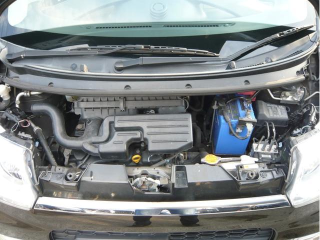 カスタムx 17AW 車高調 HDDナビ 黒革調シートカバー(17枚目)