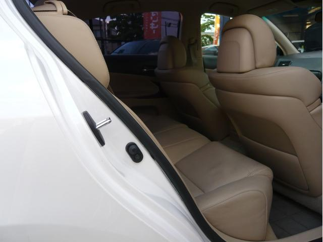 GS350 20AW 車高調 本革シート DVDプレイヤー(16枚目)