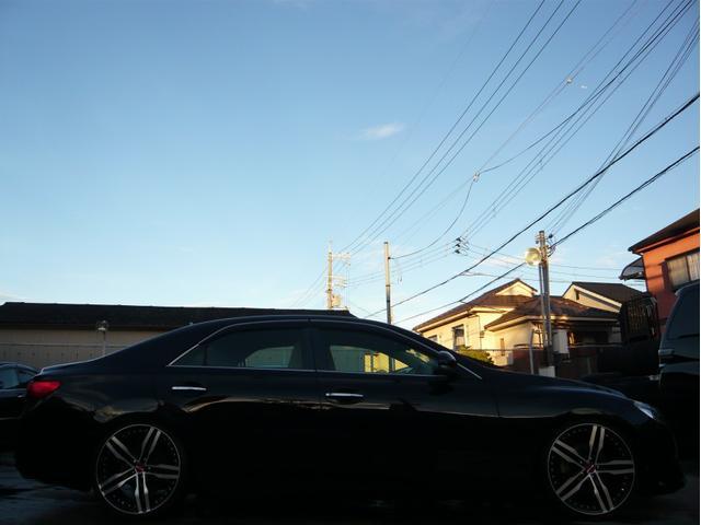 「トヨタ」「マークX」「セダン」「大阪府」の中古車2