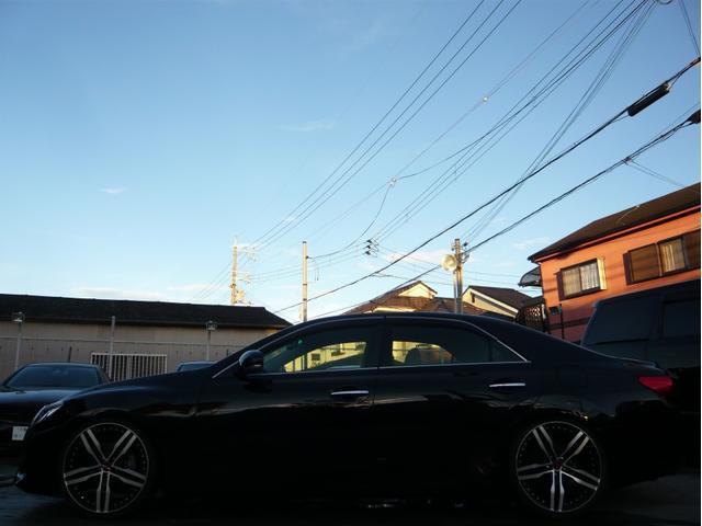 「トヨタ」「マークX」「セダン」「大阪府」の中古車6