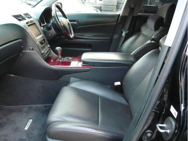GS350 20AW 車高調 サンルーフ黒本革シート DVD(12枚目)