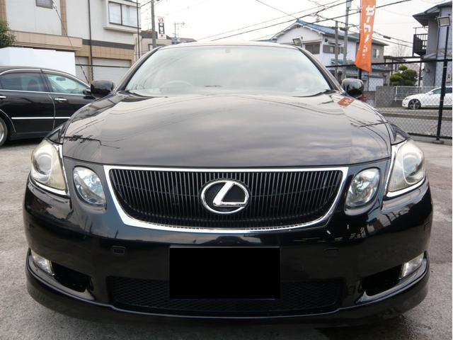 GS350 20AW 車高調 サンルーフ黒本革シート DVD(17枚目)