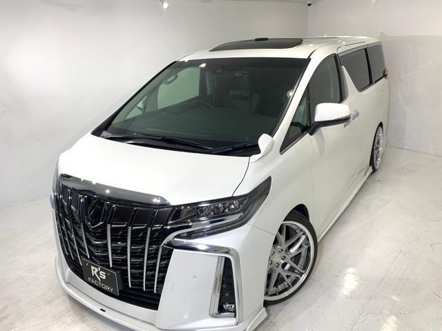 2.5SCサンルーフ新品WORK21AW新品TEIN車高調(4枚目)