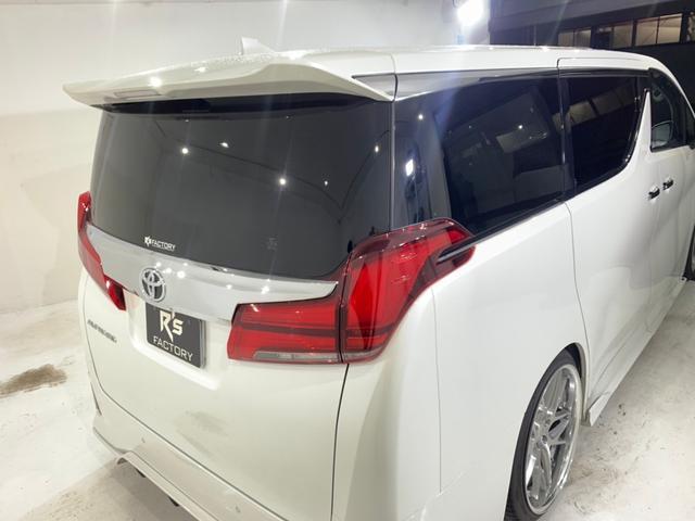 2.5SCサンルーフ新品WORK21AW新品TEIN車高調(25枚目)