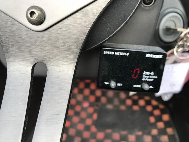 アクティブトップ レザー 5速MT(14枚目)