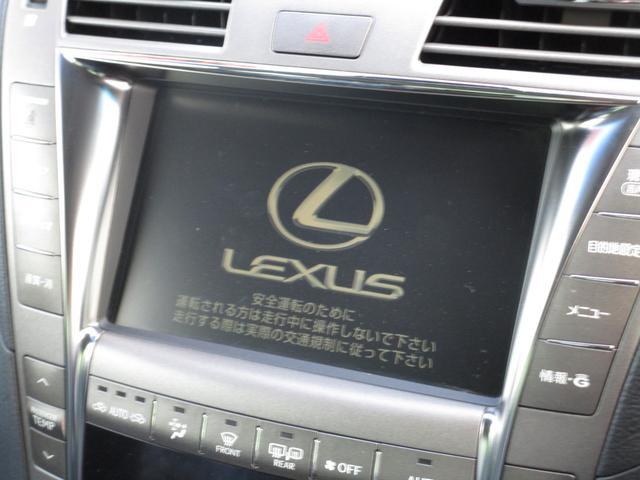 LS460 バージョンU Iパッケージ サンルーフ 黒革(10枚目)