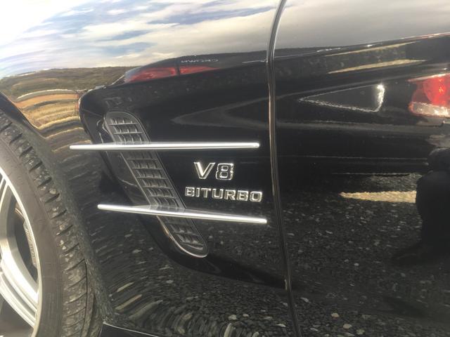 メルセデス・ベンツ M・ベンツ SL63 AMG キーレス 黒革シート パークトロニック