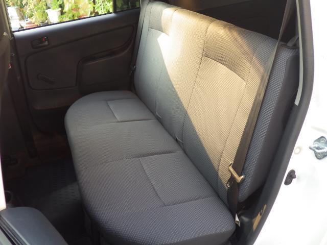 トヨタ サクシードバン UL  エアコン パワステ パワーウィンドウ ダークガラス