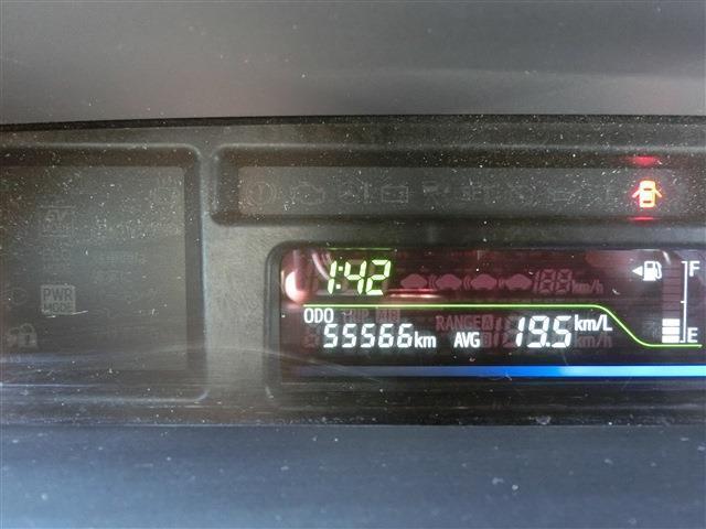 トヨタ プリウスアルファ Sツーリングセレクション 地デジナビ バックカメラ ETC