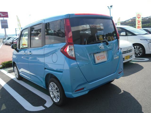 「ダイハツ」「トール」「ミニバン・ワンボックス」「愛媛県」の中古車9