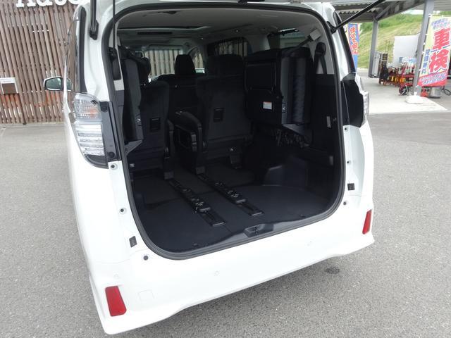 トヨタ ヴェルファイア 2.5Z G-EDT メーカーJBLナビ SR リアモニター