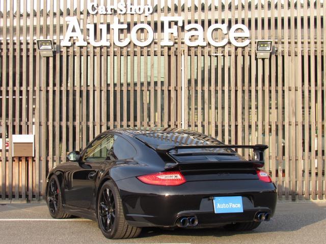 911カレラ4S 右ハンドル 後期 PDK スポーツクロノ H&Rローダウン パワークラフト可変マフラー 991フェイス 純正ナビTV Bカメラ コーティング施工済み(7枚目)
