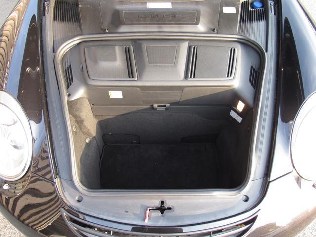 911カレラ4S 右ハンドル 後期 PDK スポーツクロノ H&Rローダウン パワークラフト可変マフラー 991フェイス 純正ナビTV Bカメラ コーティング施工済み(9枚目)
