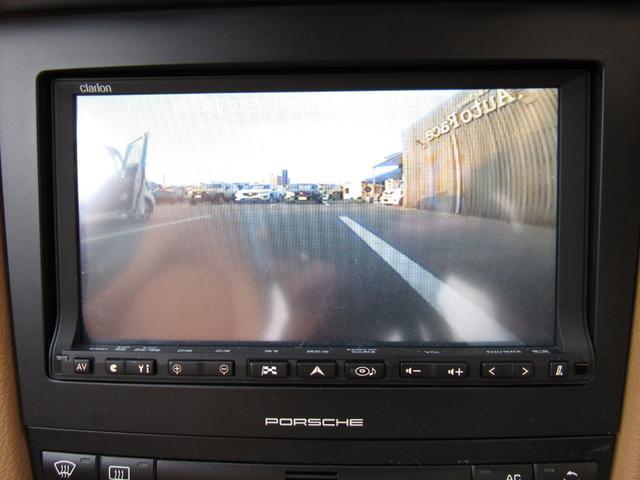 911カレラ4S 右ハンドル 後期 PDK スポーツクロノ H&Rローダウン パワークラフト可変マフラー 991フェイス 純正ナビTV Bカメラ コーティング施工済み(15枚目)