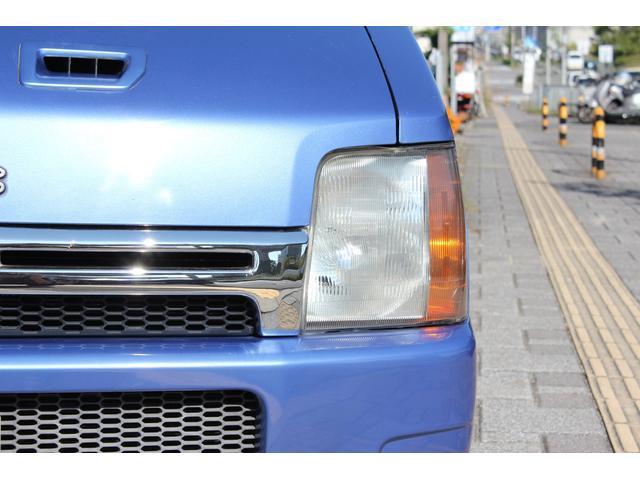 スズキ ワゴンR FT ターボ タイミングベルト ダイナモ交換済 集中ロック