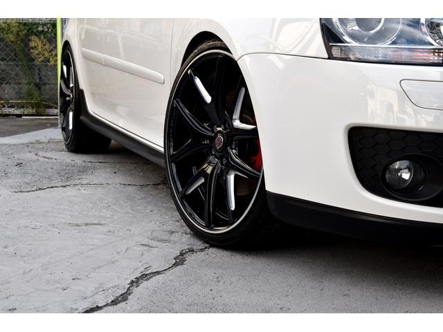 フォルクスワーゲン VW ゴルフ GTI KWヴァージョン2 天張り張り替え済み NEWアルミ
