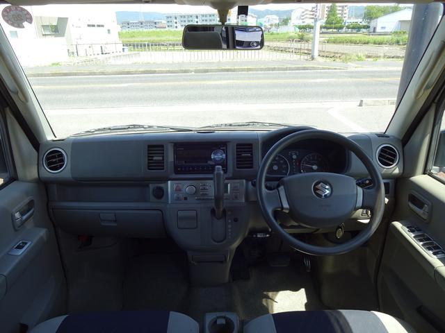 スズキ エブリイワゴン PZターボ 4AT 左パワスラ キーレスETC 全国1年保証