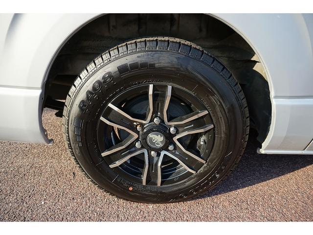 トヨタ レジアスエースバン ロングスーパーGL キャンピングカー ナビETC  キーレス