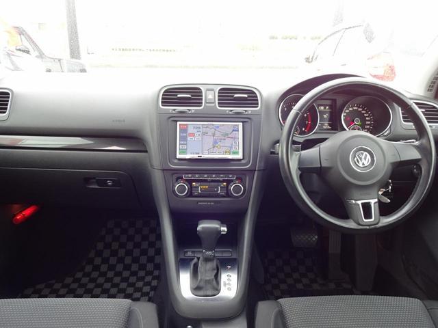 フォルクスワーゲン VW ゴルフ TSIコンフォートライン ディーラー車 右Hキーレス ETC
